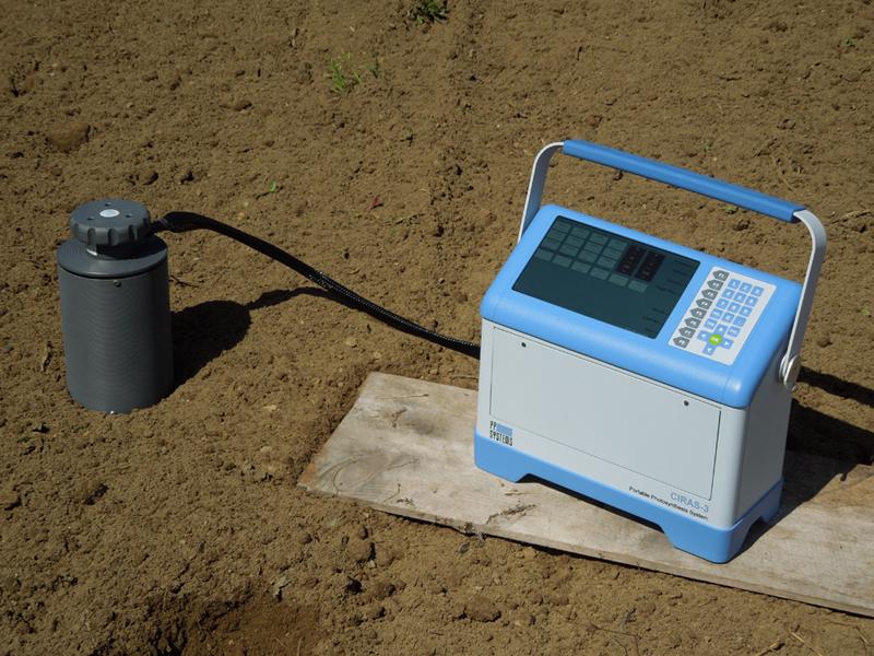 Hordozható fotoszintézis mérő rendszerek